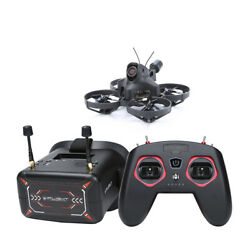 IFlight Alpha A75 Analog RC Drone RTF Kit iF8 Remote Controller DVR FPV Goggles $341.06