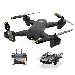 Cooligg RC Quadcopter Drone With HD Camera Selfie WiFi FPV Foldable Toys Gift US $54.99
