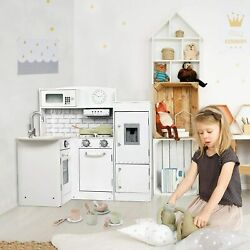 Play Kitchen for Toddlers Kids Kitchen Playset Cooking Pretend Play Kitchen $119.90