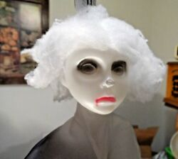 APPROX. 20 INCHES IN LENGHT HANGING LADY GHOST 91718 $8.00