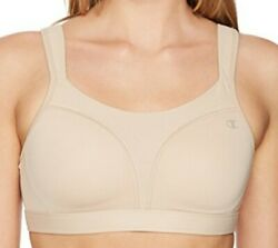 NWT Champion Sports Bra Spot Comfort Full Support Max Vapor gel size 38DD $19.99