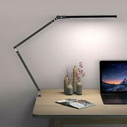 Desk Lamp Architect Lamp Desk Swing Arm Light with Clamp Remote Control amp; $80.23