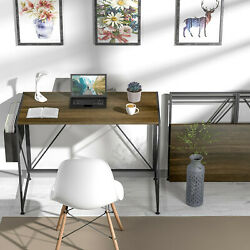 Study Computer Desk 40quot; Home Office Writing Small Desk Modern Simple $47.99