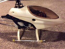 RC HELICOPTER RAPTOR 30 $335.00