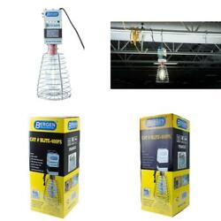 400 Watt Temporary HID Economy Hanging Plug In Work Light with Open Close Wire C $140.20