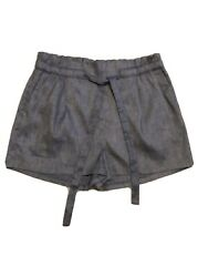 NEW $50 Express Culotte Casual Short For Women Size L Shortie High Rise $29.99