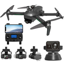 SG906 MAX RC Foldable FPV Obstacle Avoidance GPS Drone 5G WiFi RC Quadcopter Toy $251.72