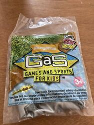 Wendy#x27;s 2004 Nickelodeon Games and Sports Kids Meal Toy NEW GAS NIP $9.99