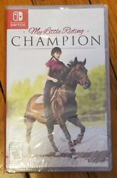 My Little Riding Champion for the Nintendo Switch $50.00