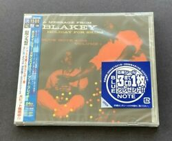 Art Blakey – Holiday For Skins Vol. 1 – CD – Blue Note – Japan 2006 $15.89