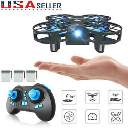SNAPTAIN Mini Drone Altitude Hold RC Quadcopter 2.4G Remote Control Kids Gift $22.99