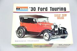 Academy Monogram Model 1:24 scale `30 Ford Touring 1973 Release Vintage PARTS $39.99