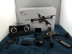 Hubsan X4 Air Professional Edition Drone GPS Positioning 1080P USED $149.99
