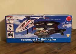 *NEW* Protocol FalconJet RC Helicopter 3 Channel Remote Control #7858 6 $39.95