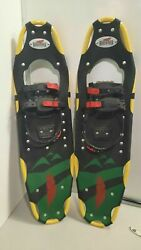 Red feather snowshoes 36quot; yellow $89.21