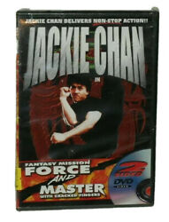 Master With Cracked Fingers Fantasy Mission Force DVD 2000 Two Movies on... $7.99
