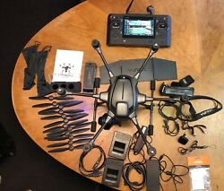 YUNEEC Typhoon H Hexacopter with GCO3 4K Camera Kit w Extras $650.00