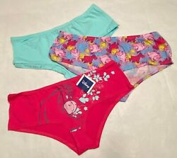 Women#x27;s Plus Size Disney Eeyore 3 Pack Cotton Bikinis: Size XL $10.95