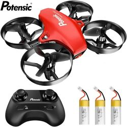 Potensic A20 Mini Drone RC Quadcopter Kids Helicopter Toys Aircraft Drones $19.99
