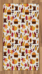 Harvest Area Rug Decorative Flat Woven Accent Rug Home Decor 2 Sizes $59.99