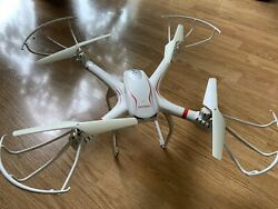 dbpower drone model Hawkeye 111 Used Sold As Is Drone Only $17.00