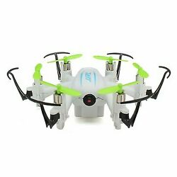 Drone Nano Hexacopter 2.4G 4CH 6Axis Headless Mode with 720P Camera RC JJRC H20C $37.99