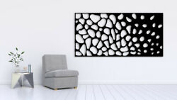 Parametric Doted Wall Wood Art Framed for Decorating $45.00