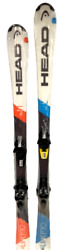 Head The Link Pro Skis 2020 Size M 150 or L 160 w Tyrolia BYS10 Bindings Sealed $219.99