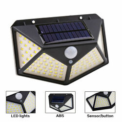 Wall Sunlight Lamps Solar Rechargeable Waterproof Outdoor Garden Lights 3 Modes $11.29