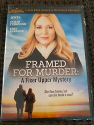 Framed for Murder: A Fixer Upper Mystery New DVD $11.00