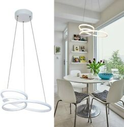 Modern Contemporary Chandelier Pendant Light Fixture Led Dining Room Kitchen New $119.99