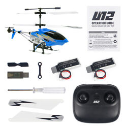 Cheerwing U12 2.4G Mini RC Helicopter Remote Control for Adults Kids amp; 2 Battery $29.99