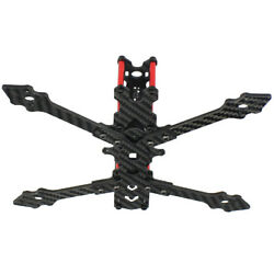 QWINOUT F4 V2 178mm Drone Quadcopter Carbon Fiber Rack for 4inch Propellers $29.37