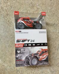 Power Craze Shift 24 Mini RC High Speed Red Buggy With Working Lights $22.00