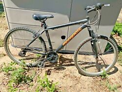 Mongoose Excursion 27.5quot; 21 Speed Black Mountain Bike Local Pickup Only $75.00
