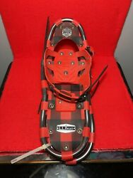 LL Bean Winter Walker 19 Kids Snowshoes $75.00