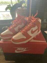 Nike Dunk Syracuse High Size 11 Ds $180.00