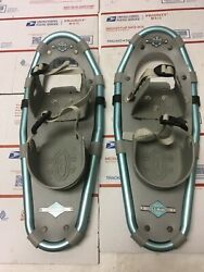 LL Bean Winter Walker 19 Youth Snowshoes 50 110 pounds read $74.99