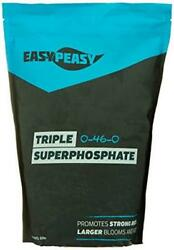 Triple Super Phosphate 0 46 0 Easy Peasy Plants 99% pure 5lb Assorted Sizes $14.54