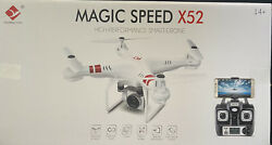 New X52 Drone HD 1080P High Performance Smart Drone. Free Shipping $49.99