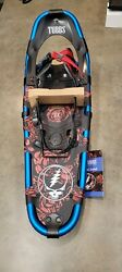 Grateful Dead Steal Your Face Tubbs Snowshoes $250.00