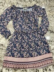 Prairie Peasant Boho Dress by Jolt NEW with Tags $22.00