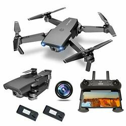 NH525 Foldable Drones with 720P HD Camera for Adults RC Quadcopter WiFi FPV $73.40