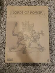 He Man Masters Of The Universe Origins Lords Of Power Power Con Exc 2020 MotU $500.00