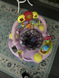 LOCAL ONLY EVENFLO ACTIVE BABY EXCERSAUCER BOY GIRL TODDLER ACTIVITY CENTER TOY $35.00