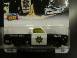 House of Cars Exclusive 83 Silverado #12 of only 20 made READ $70.00