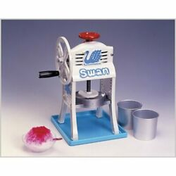 Commercial use Ice shaving machine Mini small Antarctica From Japan New