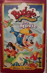 Budgie The Little Helicopter: The Movie Vhs As seen on FOX TV Network $4.10