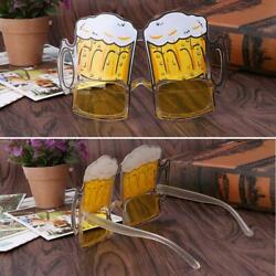 Hawaii Novelty Beer Sunglasses Glasses Fancy Dress Party Christmas Decor Gift $4.17