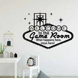Beauty Game room Wall Stickers Personalized Creative For Kids Rooms Nursery $9.29